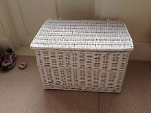 White cane storage box Mosman Mosman Area Preview