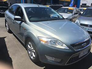 2007 Ford Mondeo Sedan Youngtown Launceston Area Preview