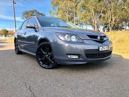 2007 Mazda3 Sp23 (Leather Seats) 6 Speed Manual Hatchback 4months Rego Liverpool Liverpool Area Preview