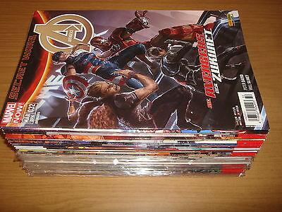 Avengers Nr.1-32 Panini komplett Serie von 2013 bis 2016 Marvel Now
