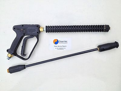 New Lavor Eagle 24 Pressure Power Washer Replacement Trigger Gun Variable Lance