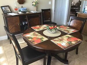 Dining set -6pc for sale