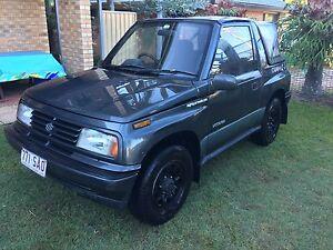 1991 Suzuki Vitara Clontarf Redcliffe Area Preview
