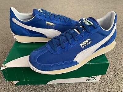 PUMA Easy Rider VTG Men's Trainers, Blue - Size 6