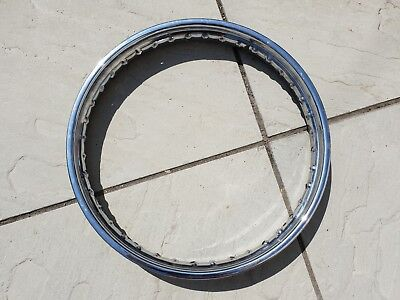 18 CLASSIC STAINLESS STEEL RIM SUIT TRIUMPH ETC