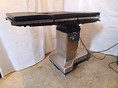 Steris Amsco 3085sp Surgical Operating Table With Auxiliary Controls S4970