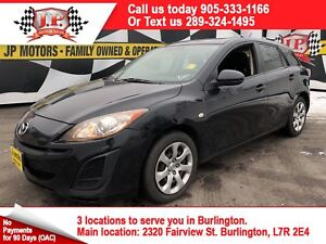 2010 Mazda Mazda3 GX, Automatic, Sunroof, Power Group