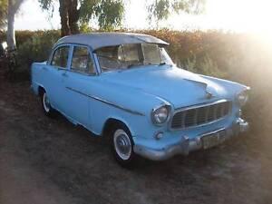 Holden FE Special Sedan 1956 for swap Renmark Renmark Paringa Preview