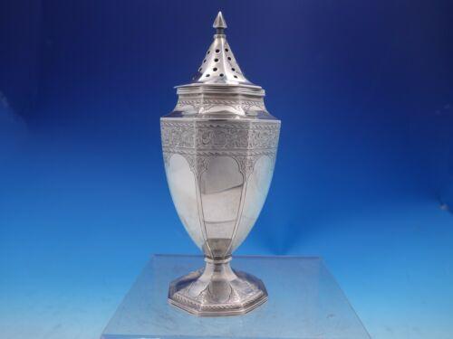 Barbour Silver Co. Sterling Silver Sugar Shaker Sifter #1317E Vintage (#4023)