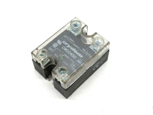 Crydom CWD2450 Solid State Relay 4-Pin 240V 50A 3-32VDC