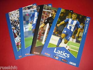 2012-13-WIGAN-HOME-PROGRAMMES-2013