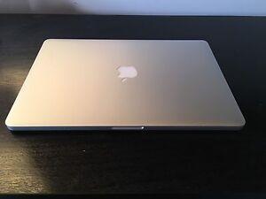 """15"""" MacBook Retina Laptop - Warranty Modbury Tea Tree Gully Area Preview"""