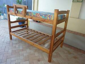 Bunk Beds - Pine Mansfield Brisbane South East Preview