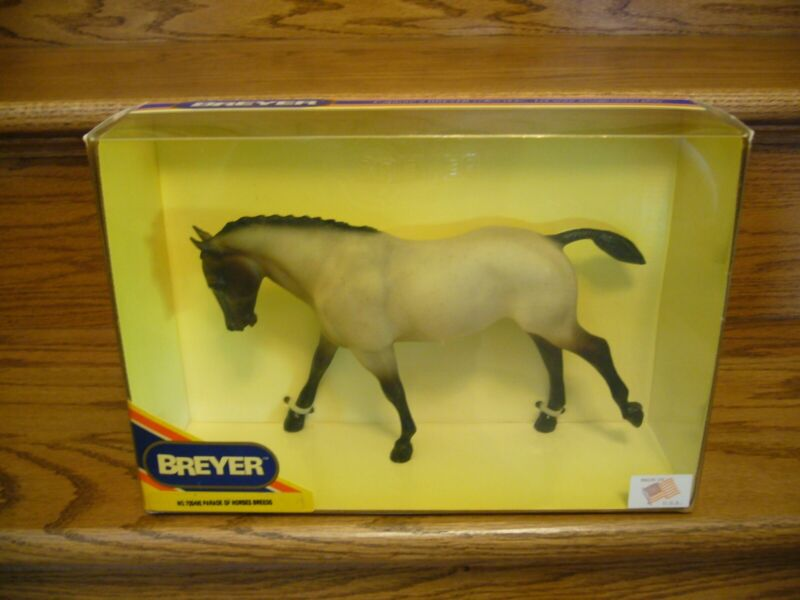 "Vintage 1994 BREYER Cantering Welsh Pony ""Parade Of Horses Breeds"" - NEW IN BOX"