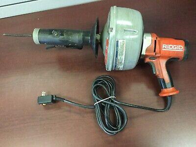 Ridgid Drain Cleaning Machine K-45