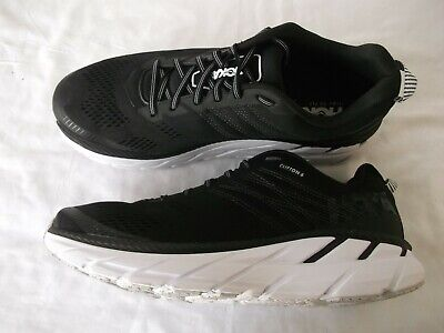 MENS HOKA ONE ONE 'CLIFTON 6' TIME TO FLY RUNNING TRAINERS 8 UK BRAND NEW!!