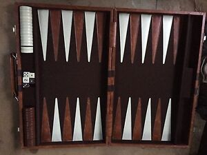 Looking for a Backgammon Game
