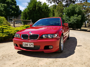 2004 E46 BMW 325i MSPORT Manual Greenwith Tea Tree Gully Area Preview