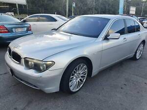 2003 BMW 734i Sedan Luxury - Top of the range - V8 - Auto - Driveaway Birkdale Redland Area Preview