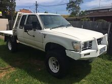 TOYOTA HILUX 1997 2.8 TURBO DIESEL Georges Hall Bankstown Area Preview