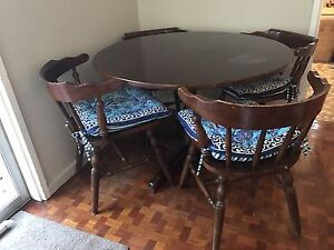 FREE Four seater dining table - pick up today! St Ives Ku-ring-gai Area Preview