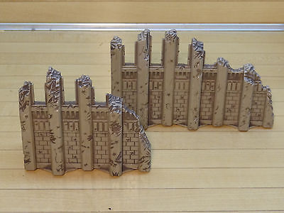 Expand Your Battlefield - Heroscape Terrain - Large and Small Ruins