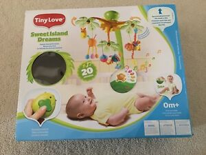 Tiny love baby play mobile