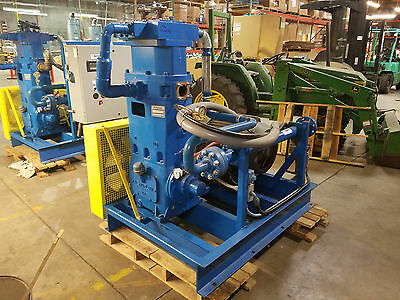 2, Hycomp Air Compressor Boosters, WN28F-B31-BHMV - Price Reduction