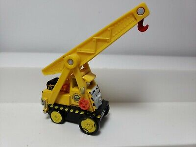 SODOR Steam Works Crane Truck Thomas and Friends Exc Used Cond V9046