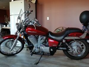 2009 Honda Shadow 750 Spirit