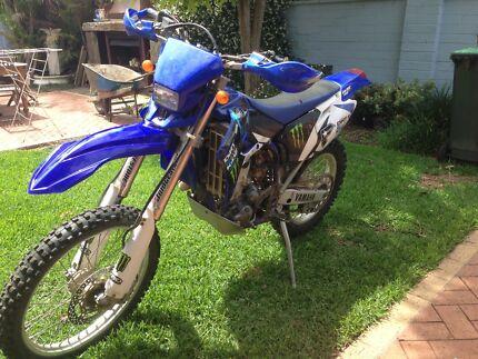 WR450f 2005