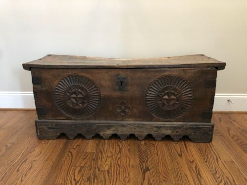 16th Century Belgian Coffer A
