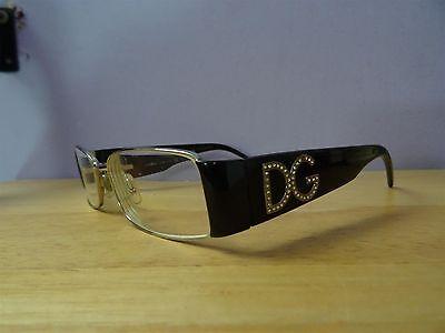 Dolce & Gabbana Eyewear DG 1143B Chrome (Co. 061) Women's Designer Frames