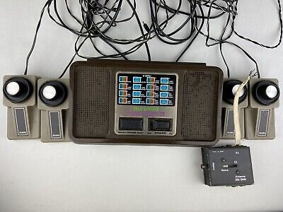 Vintage Sears TELE-GAMES Pong Sports IV Console System Atari Works