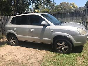 Hyundai Tucson City 2008 Margate Redcliffe Area Preview