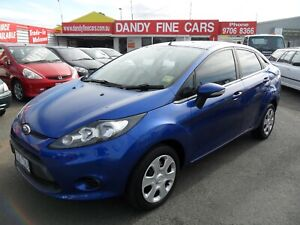 2011 FORD Fiesta CL Dandenong Greater Dandenong Preview