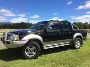 2006 Black Nissan Navara, great car, low km, priced to sell!! Mullumbimby Byron Area Preview