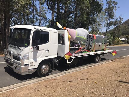 Towing caravans boats containers cars bikes Brisbane