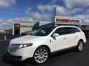 2010 Lincoln MKT AWD - NAVI - DVD - 7 PASS - PANO ROOF