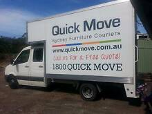 Quick Move | Furniture Removalists in Sydney - No Hidden Fees! Sydney City Inner Sydney Preview