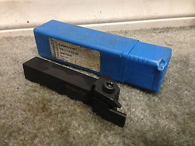 Valenite Grooving Cutoff Tool Holder