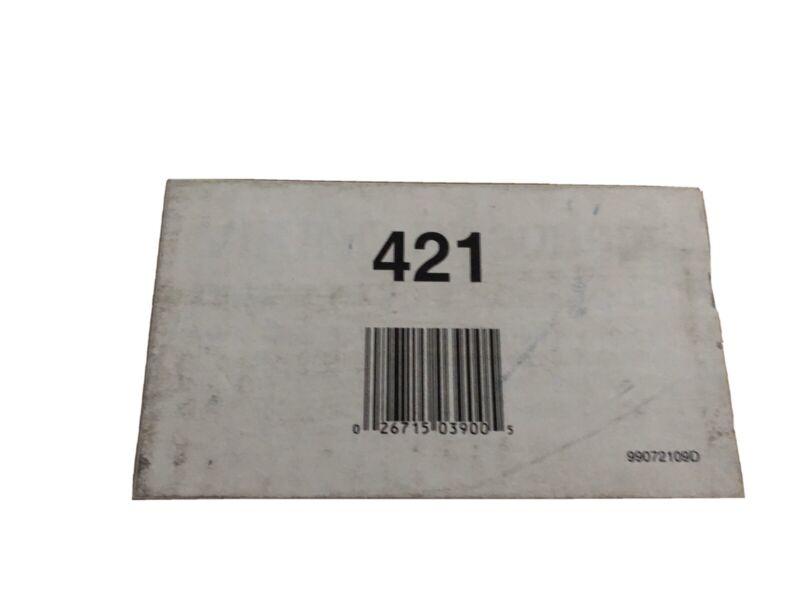 """Broan 421 10"""" Vertical Discharge In-Line Damper"""
