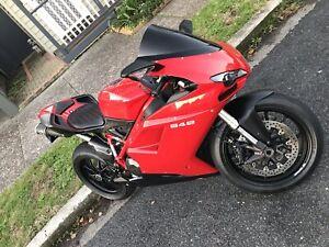 2012 Ducati 848 show room condition