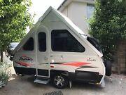 2015 Avan camper Aliner Mornington Mornington Peninsula Preview