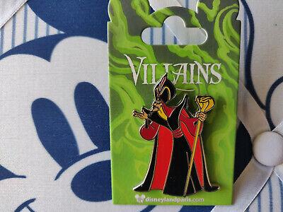 Disneyland Paris Villains Collection   Jafar Trading Pin