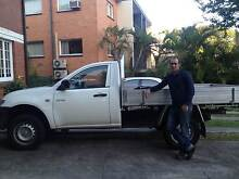 Ron's ute service. Gumtree pick-up, shop fronts, Ikea, ext.. New Farm Brisbane North East Preview