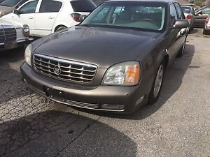 """2002 Cadillac DTS """""""" One Owner """""""""""