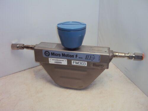 Micro Motion F050P999CWBAEZZZX Mass Flow Sensor