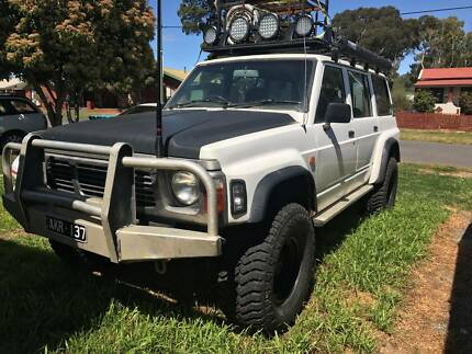 1994 Nissan GQ Patrol Ti 4x4 4.2l UPDATE *PRICE DROP & REGO PAID*