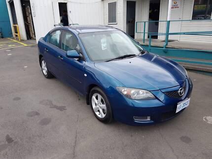 2007 Mazda3 sedan Burnie Burnie Area Preview